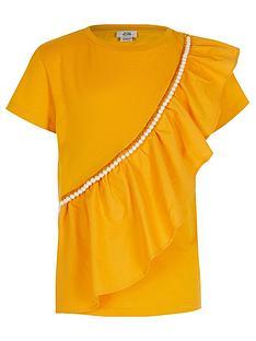 river-island-girls-asymmetric-frill-t-shirtnbsp-yellow