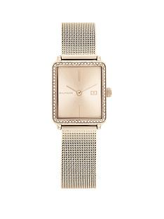 tommy-hilfiger-tommy-hilfiger-tea-rose-tone-square-dial-watch
