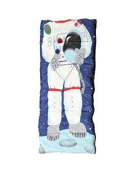 highland-trail-kids-astronauts-printed-sleeping-bag