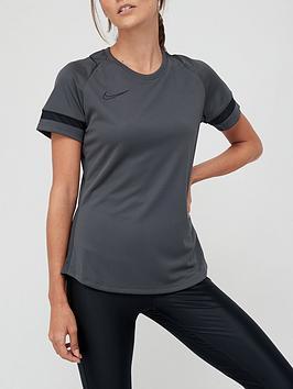 nike-womens-academy-21-dry-t-shirt-blackgrey