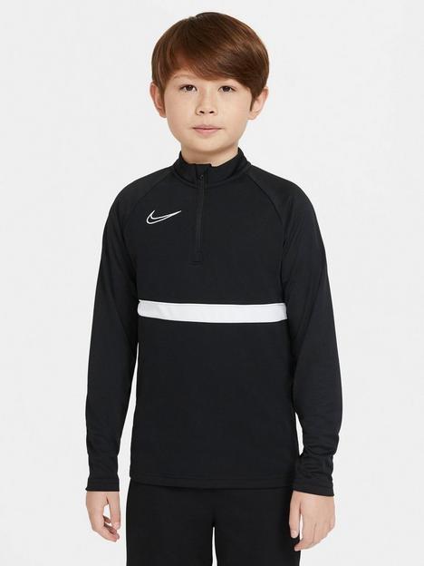nike-junior-academy-21-dri-fitnbspdrill-top-blackwhite