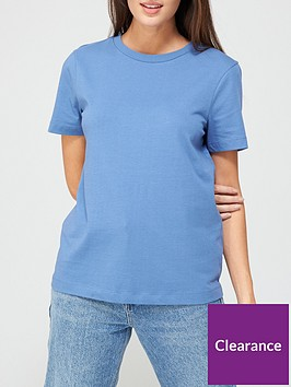 v-by-very-the-basic-crew-neck-t-shirt-blue