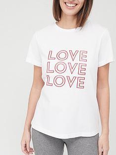 v-by-very-valuenbsplove-slogan-roll-sleeve-boyfriend-t-shirt-white