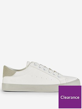 dorothy-perkins-inaranbspcupsole-trainers-white