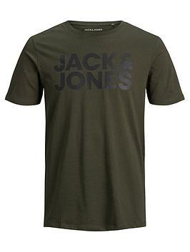 jack-jones-junior-boys-short-sleeve-classic-logo-t-shirt-forest-night