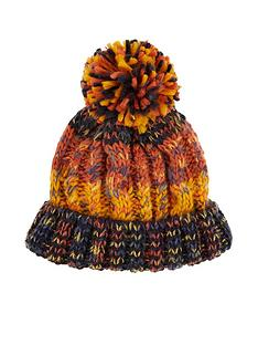 monsoon-boys-chunky-cable-glen-space-dye-beanie-hat-multi