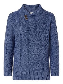 monsoon-boys-shawl-cable-knit-jumper-blue