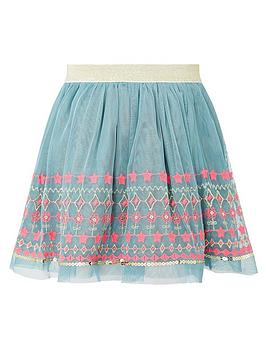 monsoon-girls-disco-embroidered-skirt-teal