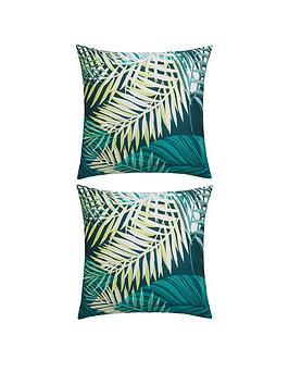 2pk-garden-cushions-leaf-pattern-45l-x-45w-x-12h-cm