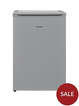 indesit-i55vm1110s1-55cm-width-undercounter-fridge-silver