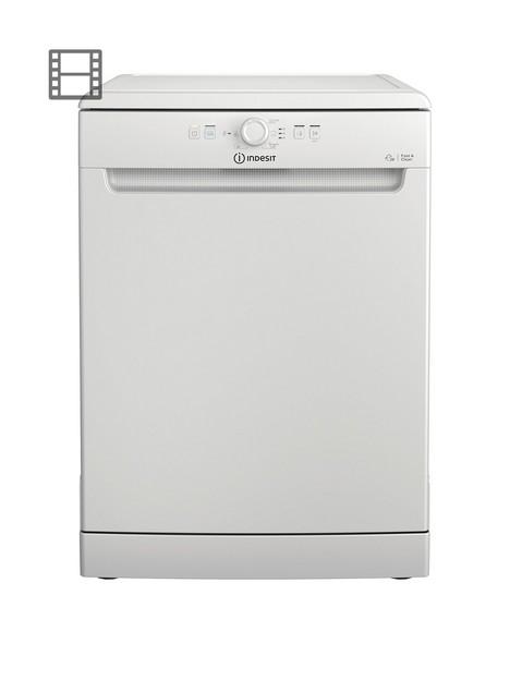 indesit-dfe1b19-13-place-fullsize-dishwasher-white