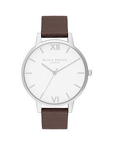 olivia-burton-shoreditch-white-dial-black-leather-strap-unisex-watch