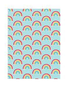sass-belle-chasing-rainbows-wrapping-paper-x-5-sheet-bundle
