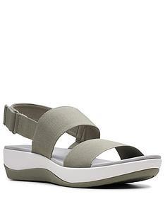 clarks-arla-jacory-wedge-slingback-sandal--nbspolive