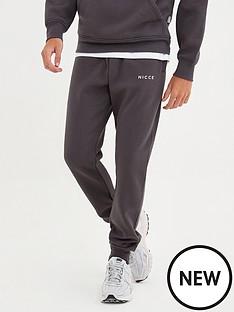 nicce-original-logo-joggers-coal