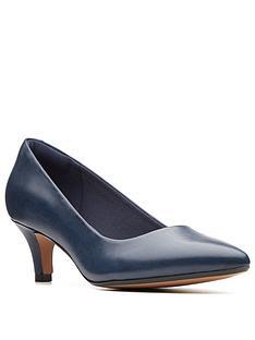 clarks-linvale-jerica-leather-heeled-shoe--nbspnavy