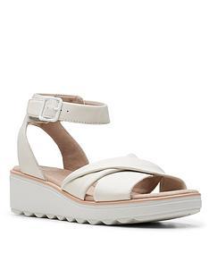 clarks-jillian-bella-wedge-sandal--nbspwhite