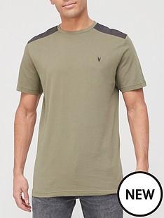 very-man-twill-shoulder-patch-t-shirt-khaki