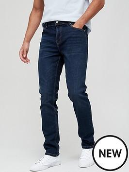 very-man-slim-jeansnbspwith-stretch-dark-wash