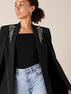 monsoon-constantina-brooch-cape-jacket-black