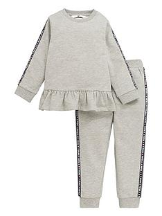 mini-v-by-very-girls-peplum-tape-top-and-cuffed-jogger-set-multi
