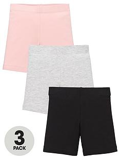 mini-v-by-very-girls-3-pack-cycling-short-multi