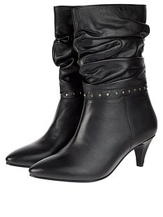 monsoon-slouch-studded-leather-boots-black
