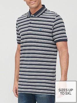 very-man-striped-pique-polo-shirt-navy