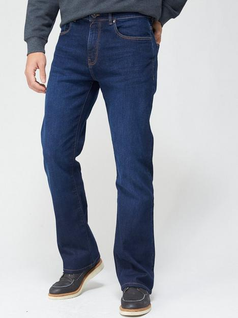 very-man-bootcut-stretch-jeans-vintage-wash