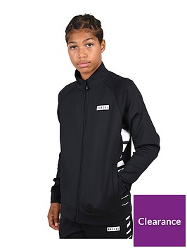 rascal-childrensnbspmercury-zip-through-track-topnbsp--black