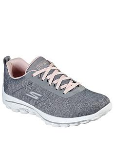 skechers-go-walk-spikeless-golf-trainers-greypink