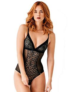 pretty-polly-graphic-meshnbspbody-black