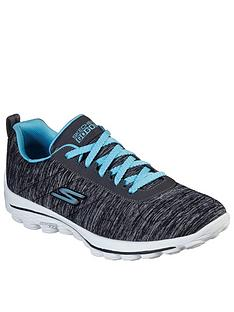 skechers-go-walk-spikeless-golf-trainers-blackblue
