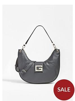 guess-brightside-logo-buckle-shoulder-bag-black