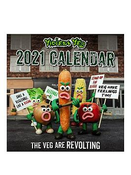 Me To You Violent Veg Square Calendar 2021 | littlewoods.com