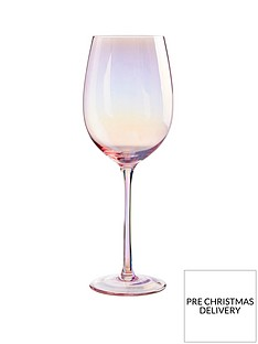 premier-housewares-frosted-deco-wine-glasses-ndash-set-of-4