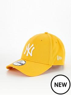 new-era-nynbsp9-forty-baseball-cap-yellow