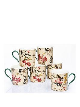 waterside-set-of-6-botanical-mugs