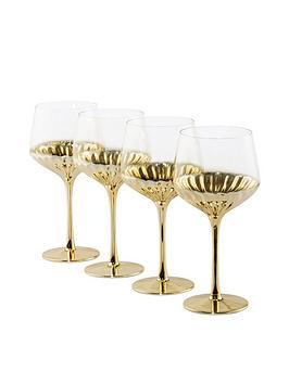 waterside-art-deco-wine-glasses-ndash-set-of-4