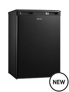 swan-swan-sr70181b-55cm-wide-under-counter-freezer-black