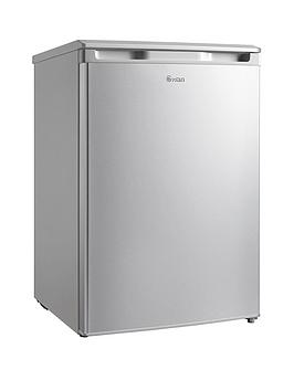 swan-swan-sr70181s-55cmwide-under-counter-freezer-silver