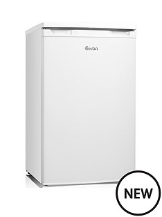 swan-swan-sr70191-50cm-wide-under-counter-larder-fridge-white