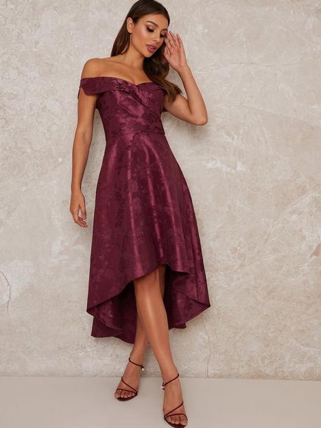 chi-chi-london-aliciya-printed-dip-him-dress-berry
