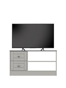 alderleynbspready-assembled-tv-unit-greynbsp--fits-up-to-50-inch-tv