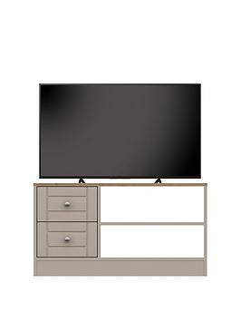 alderleynbspready-assembled-tv-unit--nbsprustic-oaktaupe-fits-up-to-50-inch-tv