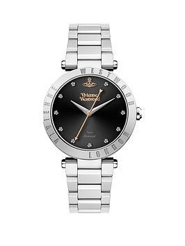 vivienne-westwood-vivienne-westwood-montagu-ii-black-crystal-set-dial-stainless-steel-bracelet-ladies-watch