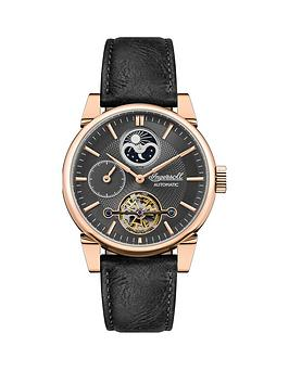 ingersoll-ingersoll-the-swing-grey-and-rose-gold-detail-skeleton-eye-moonphase-automatic-dial-black-leather-strap-watch