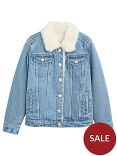 mango-girls-borg-collar-denim-jacket-light-wash