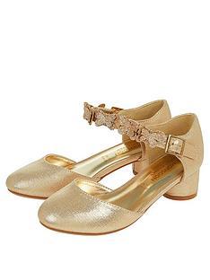 monsoon-girls-savannah-butterfly-two-part-shoe-gold