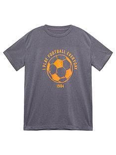mango-boys-footballnbspt-shirt-grey